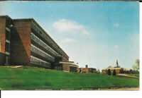 Grace College & Seminary Campus with the Residence Hall at Left, Winona, Indiana
