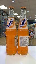 Mexican Fanta Orange X 2 355ml Bottles