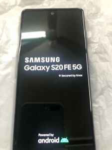 Samsung S20 (unlocked) 128GB FE5G
