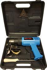 Aire Caliente Pistola De Calor 2000w papel de pared Decapante + herramientas + golpe Funda Caja
