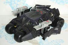 Batman Begins Batmobile Tumbler with Missile Launcher - Lights Sounds DC Comics