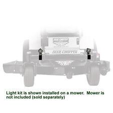 dixie chopper lawn mower parts accessories dixie chopper zero turn light kit