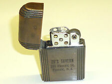 Hurricane WINDPROOF All Weather Pocket Lighter - 1939-MADE IN U.S.A. - RARE