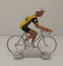 2016 Team Lotto Jumbo Cycling figurines set miniature Bianchi oltre