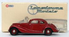 Lansdowne Models 1/43 Scale LDM31 - Bristol Type 400 - Metallic Deep Red