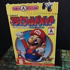 NINTENDO Super Mario 64 Wing Cap Mario Playset Vintage Figure JAPAN RARE