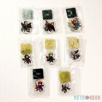 Set x 8 Mini Acrylic Figure Stand Fire Emblem Heroes [JAP] Nintendo VGC
