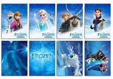 Disney Frozen Animation Movie Postcard