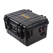 Compact & Waterproof Battery Pack Box Holds 7Ah & 12Ah Batteries