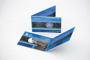 Estonia 2 € euro 2018 commemorative coincard  100 years of Estonia BU