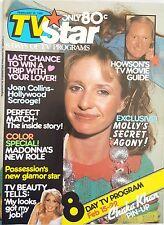 TV STAR 1985 FEB 15~,Country Practice,Charlies Angels, Madonna ~ N/M