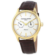 Frederique Constant Classic Silver Dial Mens Watch FC-259ST5B5