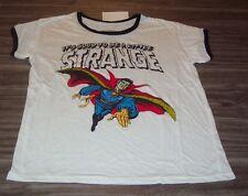 VINTAGE STYLE WOMEN'S TEEN Marvel Comics DR. STRANGE T-shirt MEDIUM NEW w/ TAG