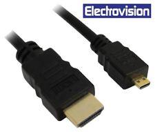 Electrovision Micro HDMI a HDMI 1.4 (Piombo Lunghezza (m) 2)