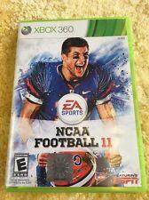 NCAA FOOTBALL 11 For Xbox 360
