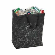 Umbra Crunch Recycle Bin, Charcoal