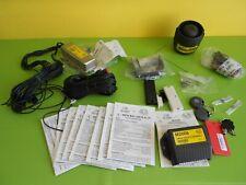 Meta system alarme camping car M2087A NON COMPLET + divers pièces