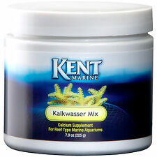 Kent Marine Kalkwasser Mix 225 gram Powder Reef Aquarium Supplement Additive