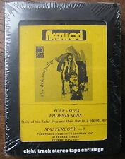 Unopened 8-Track Tape PHOENIX SUNS Story of the Solar Five; Circa 1976 SEALED