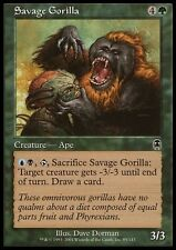 GORILLA SANGUINARIO - SAVAGE GORILLA Magic APC Mint