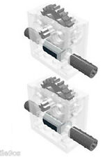 Lego Gear REDUCER Blocks(technic,mindstorms,nxt,gearbox,worm,axle,compact,robot)