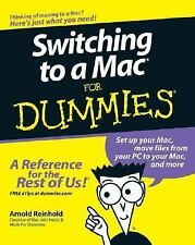 Switching to a Mac For Dummies (For Dummies (Computers))-ExLibrary