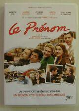 DVD LE PRENOM - Patrick BRUEL / Valérie BENGUIGUI / Charles BERLING