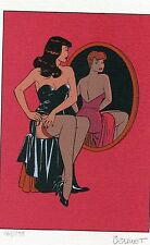 Ex-Libris Berthet - Pin Up