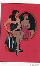 Ex-Libris Berthet - Pin Up - (SCS20L)