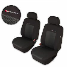 Sitzbezüge Sitzbezug Schonbezüge für Seat Ibiza Vordersitze Elegance P3