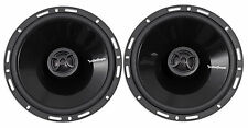 "Pair Rockford Fosgate Punch P1650 220w 6.5"" 2-Way Car Audio Speakers-Euro Fit"