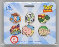 Disney Toy Story Pin Trading Set 2019 6 Pins Series 1 Limited Release NEW