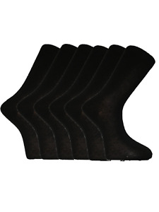 24 pairs men's gents suit,dress socks.plain black colour.size6-11.bulk purchase
