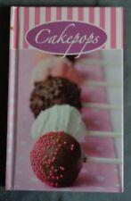 Leonie van Mierlo CAKEPOPS bakboek receptenboek boek kookboek 64 blz harde kaft