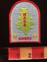 Boy Scouts Patch MASR SOMERS 85N4