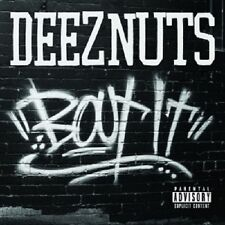 DEEZ NUTS - BOUT IT  CD NEU