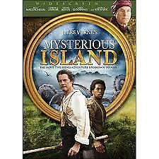 Jules Verne's Mysterious Island: The Complete Miniseries - DVD - 2006