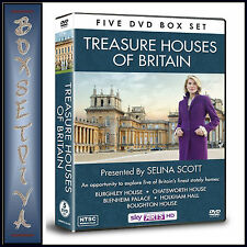 TREASURE HOUSES OF BRITAIN - THE COLLECTION **BRAND NEW DVD***