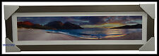Ken Duncan Signature Series Sunrise Wine Glass Bay Limited Print Silver Frame