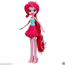 "HASBRO MY LITTLE PONY EQUESTRIA GIRLS 9"" PINKIE PIE DOLL,POSABLE,KIDS 5+,NEW"