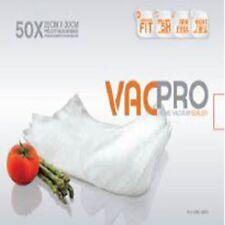 Vac Pro 50 x 22cm x 30cm Vacuum Bags for Vacuum Sealer / Food Saver ALIVACB50