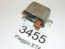 3455 Piaggio ET4, Vespa  125 ccm, Relais