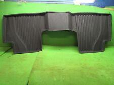 Jeep Cherokee 2014 2015 2016  Rear All weather Rubber Floor Mat OEM black