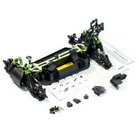 HSP RC CAR TOP 1/10 Brushless Buggy green ace full rolling roller chassis 88805