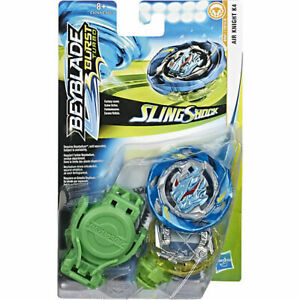 BeyBlade Burst Turbo Sling Shock AIR KNIGHT K4 New Original Hasbro