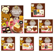 Rare 2012 Re-Ment Rilakkuma Chocolate Cafe (Each Sell Separately)