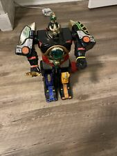 Thunder Megazord Power Rangers With Remote Vintage 90s Action Figure
