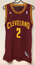 Cleveland Cavaliers Kyrie Irving #2 Jersey NBA Adidas Size M