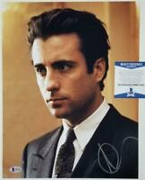 Andy Garcia signed The Godfather 11x14 Photo #1 Autograph ~ Beckett BAS COA