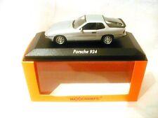 Porsche 924 Silver 1984 Maxichamps  940062120